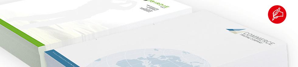 Briefpapiere Online Selbst Gestalten Drucken Druckde